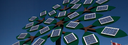 London Ontario Solar Tree